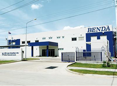 ベンダタイランド工場